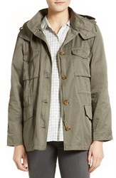 Joie Women's Hanni B Hooded Utility Jacket