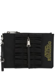 Moschino Couture Wars Pouch Black