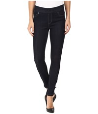 Liverpool Petite Sienna Leggings Pull On In Indigo Rinse Indigo Rinse Women's Jeans Blue