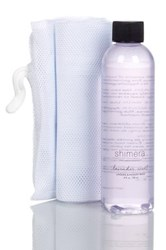 Shimera Lingerie Wash 2 Piece Travel Kit Purple