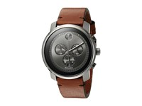 Movado Bold 3600367 Ip Gunmetal Steel Watches Black