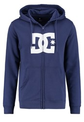 Dc Shoes Star Tracksuit Top Summer Blues Dark Blue