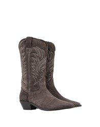 Lemare Boots Dove Grey