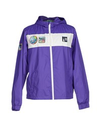 The Royal Pine Club Coats And Jackets Jackets Men Purple