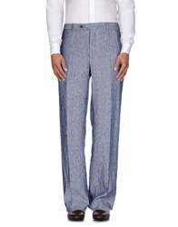 Malo Trousers Casual Trousers Men Blue
