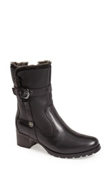 Blondo 'Fantasia' Waterproof Short Boot Women Black