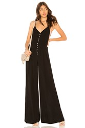Clayton Jorja Jumpsuit Black