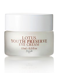 Lotus Youth Preserve Eye Cream 15 Ml Fresh