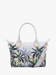 Ted Baker Hhazel Small Tote Bag Light Grey