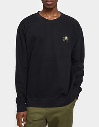 Obey Special Reserve Crew Black