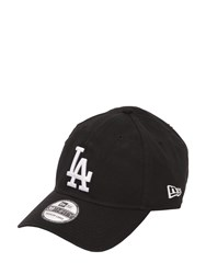 New Era 39Thirty La Dodgers Washed Hat Black