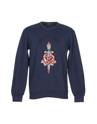 Takeshy Kurosawa Sweatshirts Dark Blue