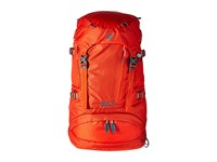 Jack Wolfskin Acs Hike 24 Pack Lobster Red Backpack Bags