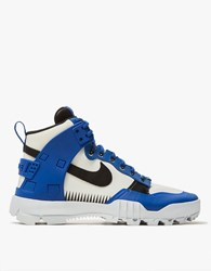Nike Sfb Jungle Dunk Undercover In White Black White Black