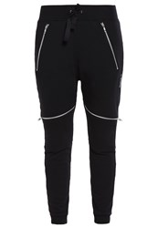 Reebok Moto Tracksuit Bottoms Black