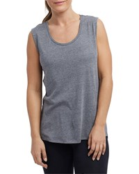 The Balance Collection Marisole Clawed Back Tank Charcoal