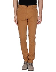 Franklin And Marshall Trousers Casual Trousers Men Khaki