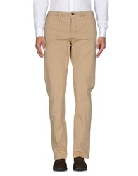 Hamptons Casual Pants Sand