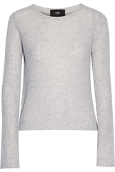 Line Ellis Cashmere Sweater Gray