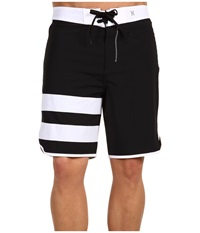 Hurley Phantom 60 Block Party Boardshort Black Men's Swimwear