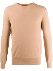 N.Peal The Oxford Sweater Neutrals