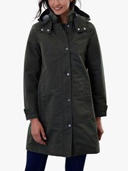 Joules Headland Raincoat Dark Green
