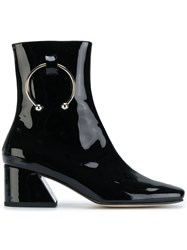 Dorateymur Ring Detail Boots Black