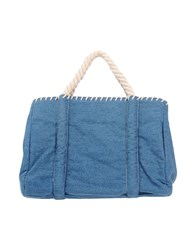 Stefanel Handbags Blue