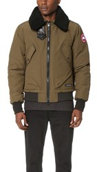 Canada Goose Bromley Bomber Military Green