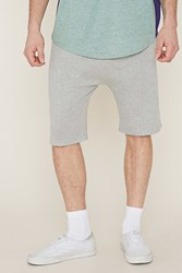 Forever 21 Drawstring French Terry Shorts