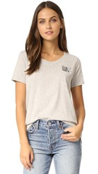 Paul And Joe Sister Glendale Tee Grey