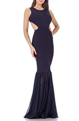 Js Collections Women's Mermaid Gown