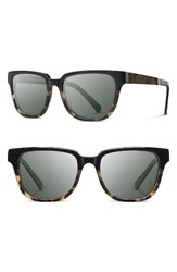 Shwood Men's 'Prescott' 52Mm Polarized Sunglasses