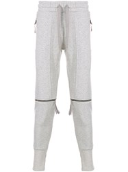 Blood Brother Hawkesworth Track Trousers Cotton Polyester M Grey