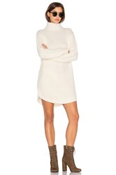 Capulet Neve Sweater Dress Cream