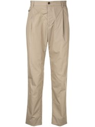 Dolce And Gabbana Tailored Trousers Grey