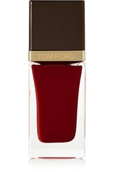 Tom Ford Beauty Nail Polish Bordeaux Lust Red