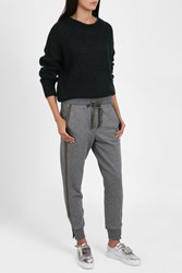 3.1 Phillip Lim French Terry Jogger Trousers Grey
