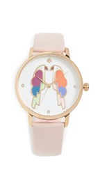 Kate Spade New York Metro Watch 34Mm Bird Print