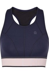 Lndr Marvel Stretch Sports Bra Navy