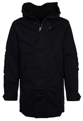 Filippa K M. Carter Parka Navy Dark Blue