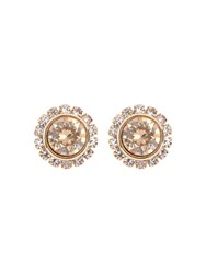 Ted Baker Sully Gold Crystal Daisy Stud Earring