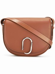 3.1 Phillip Lim Alix Saddle Bag Brown
