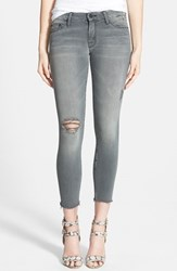 Mother Women's Frayed Ankle Jeans