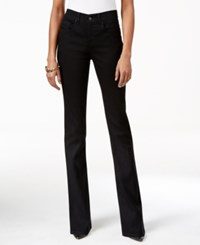 Styleandco. Style And Co. Tummy Control Bootcut Jeans Only At Macy's Noir