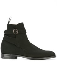Church's Ankle Length Boots Black