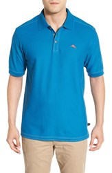 Tommy Bahama Men's Big And Tall 'The Emfielder' Pique Polo Waterfront