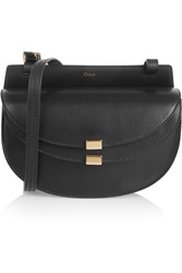 Chloe Georgia Mini Leather Shoulder Bag
