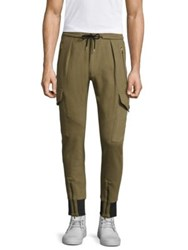 Paul Smith Combat Trousers Black