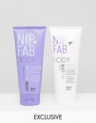 Nip Fab And Asos Exclusive Bust Fix Day To Night Regime Bust Fix Clear